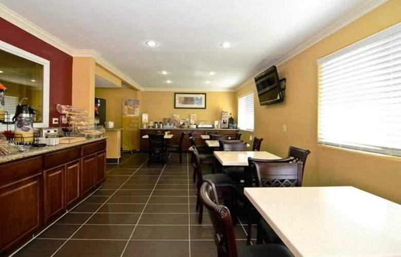 Quality Inn & Suites San Diego - Restaurant - 3