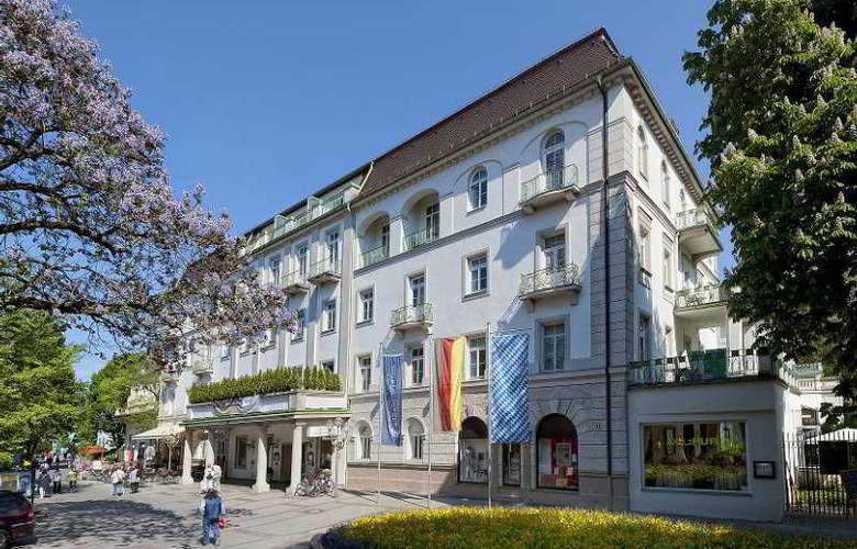 Wyndham Grand Bad Reichenhall Axelmannstein - Hotel - 0