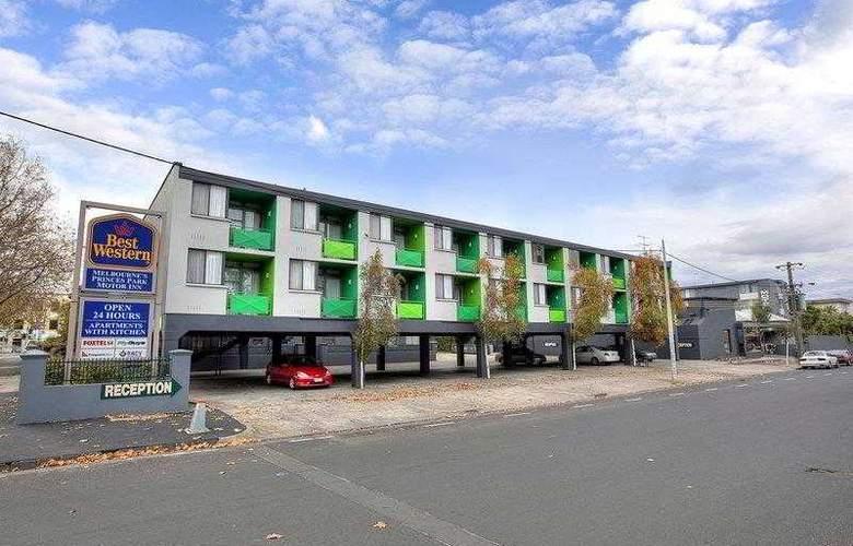 Best Western Melbourne's Princes Park Motor Inn - Hotel - 9