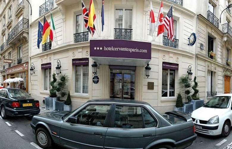 Cervantes Paris - Hotel - 8