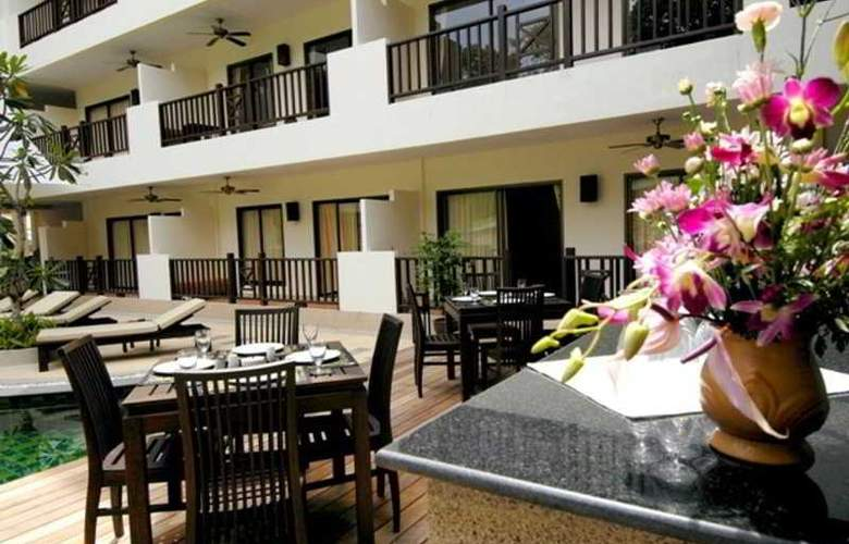 Surin Gate Holiday Apartment - Terrace - 4