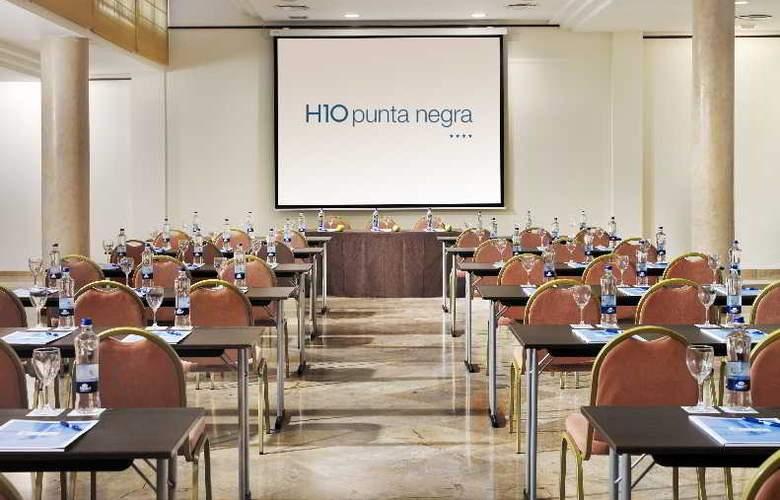 H10 Punta Negra Resort Hotel - Conference - 29