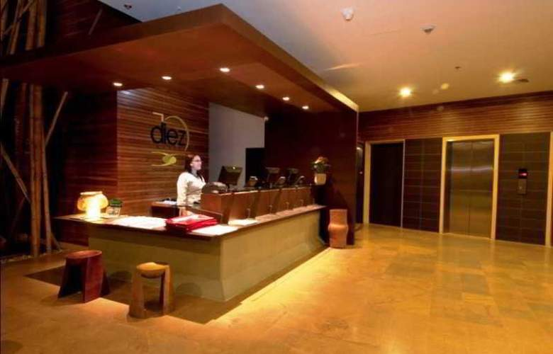 Diez Hotel Categoria Colombia - General - 6