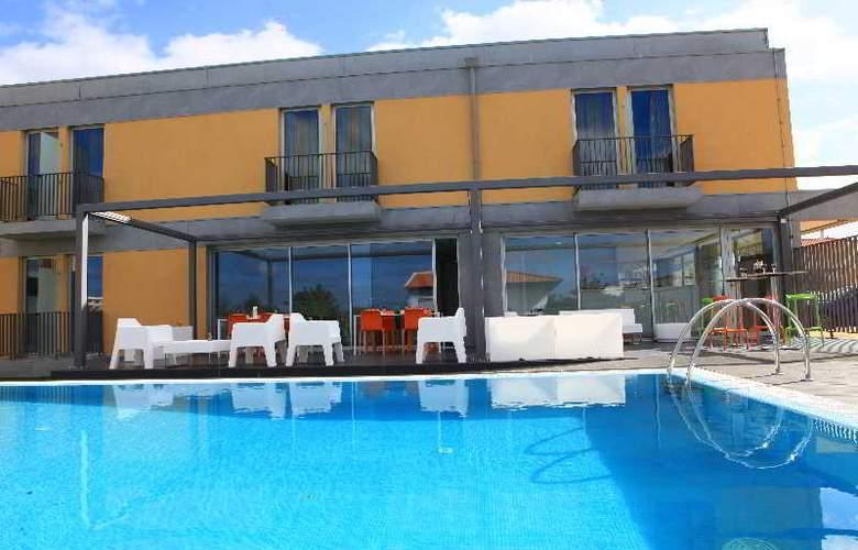 3K Faro Aeroporto - Pool - 9