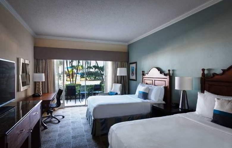 San Juan Marriott Resort & Stellaris Casino - Room - 14