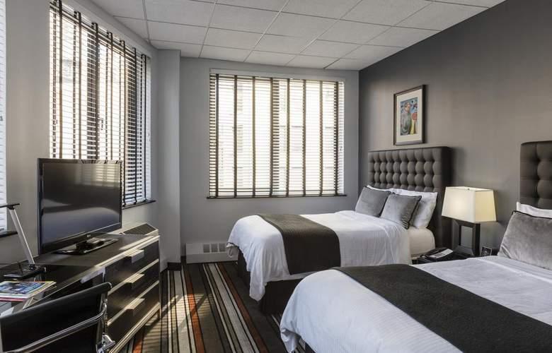 Broadway Plaza Hotel - Room - 5