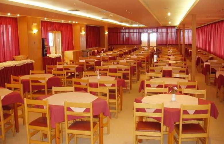 Ntanelis Hotel - Restaurant - 5