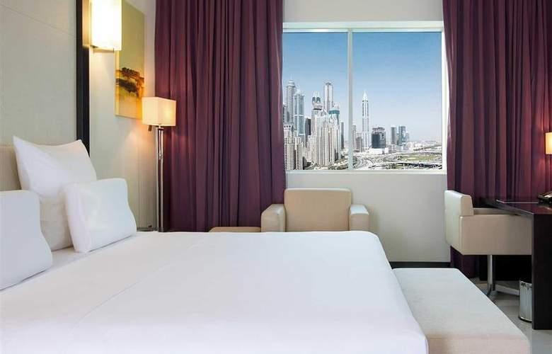 Pullman Dubai Jumeirah Lakes Towers - Room - 6