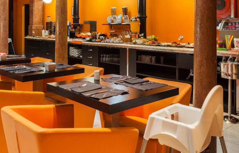 Petit Palace Plaza Málaga - Restaurant - 10