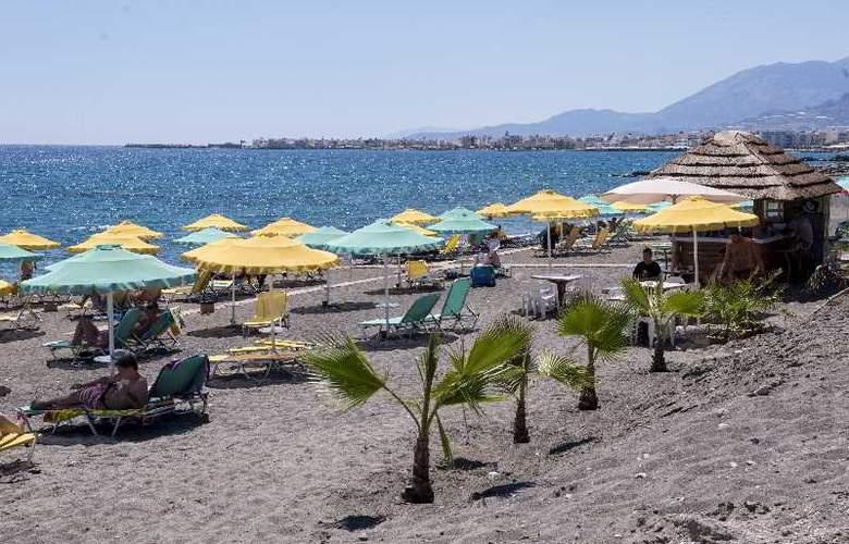 Tylissos Beach Hotel - Beach - 11