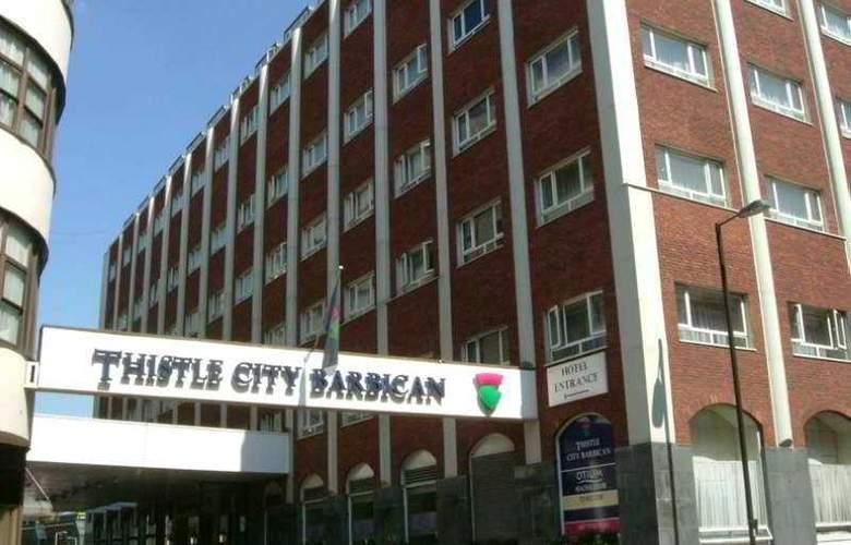 Thistle City Barbican - Hotel - 0