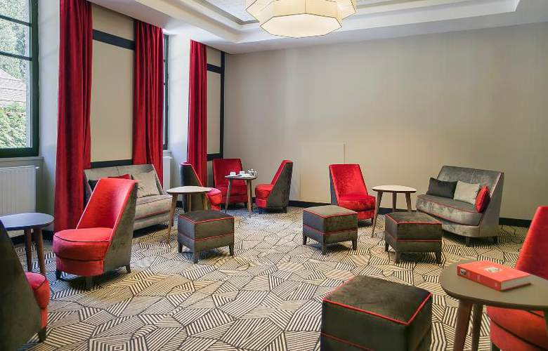 Best Western Plus Excelsior Chamonix Hotel & Spa - Bar - 56