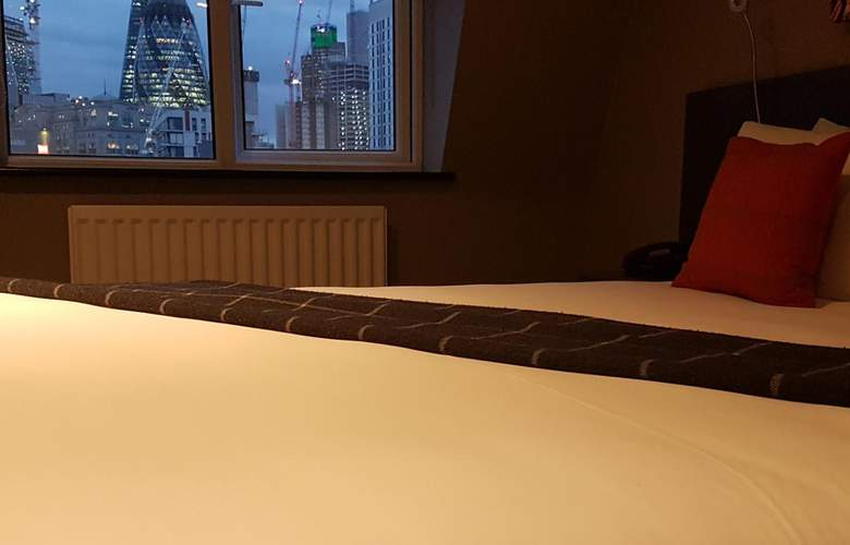Arbor City Hotel - Room - 9