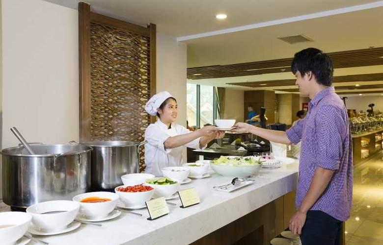 Muong Thanh Nha Trang Centre Hotel - Restaurant - 80