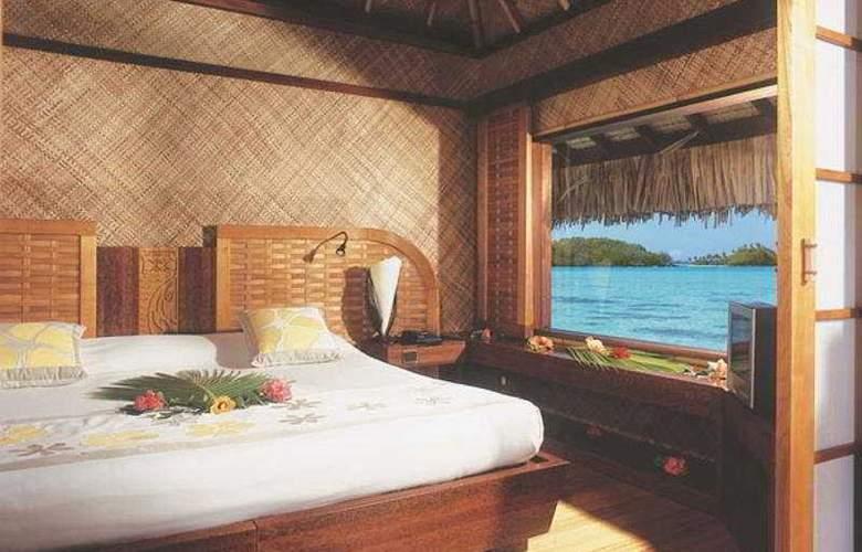 Intercontinental Bora Bora Le Moana Resort - Room - 4