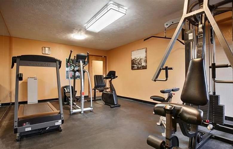 Best Western Martinsville Inn - Sport - 43