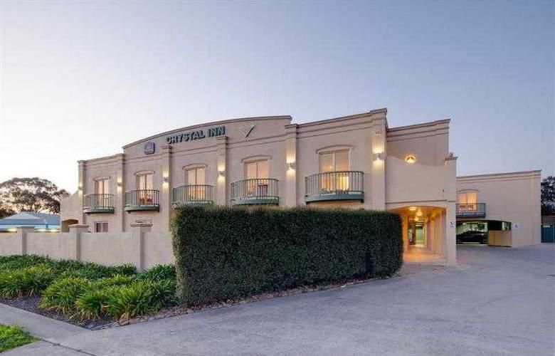 BEST WESTERN Crystal Inn - Hotel - 12