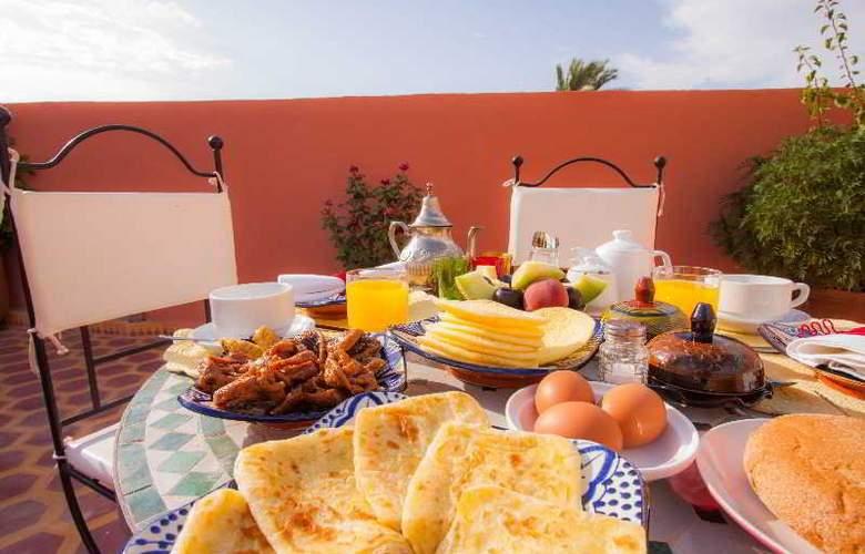 Riad Inaka - Restaurant - 5