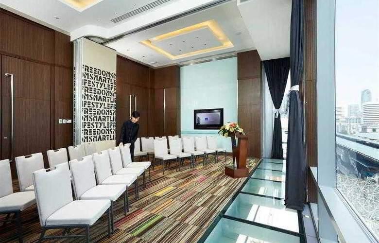 Novotel Bangkok Fenix Ploenchit - Hotel - 12