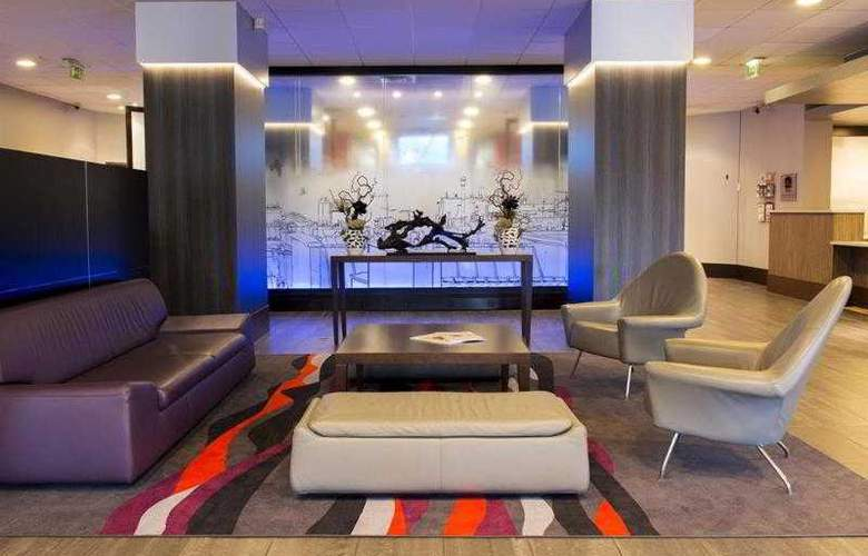 Best Western Plus Paris Orly - Hotel - 15