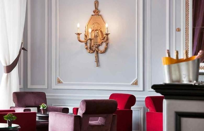 Le Grand Hôtel Cabourg - Bar - 63