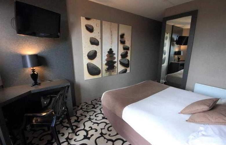 Auberge de Jons - Hotel - 24