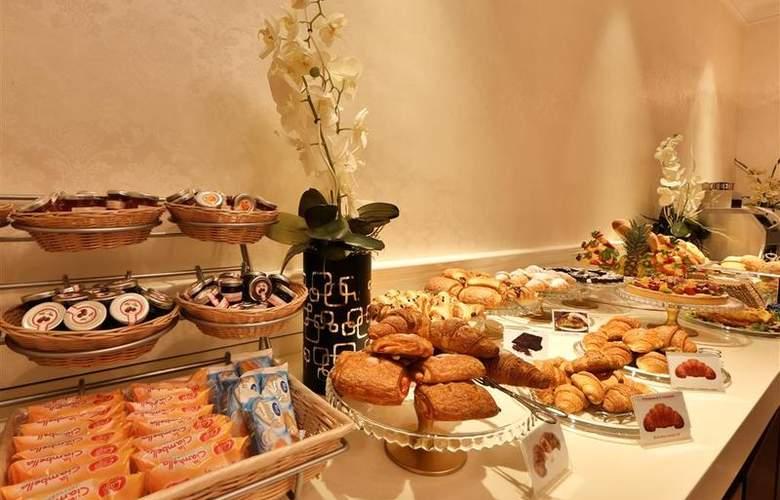 Best Western Hotel Felice Casati - Restaurant - 81