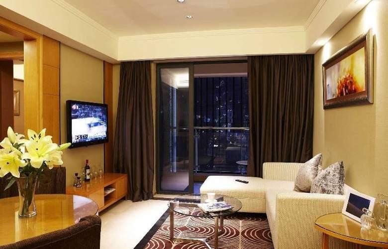 Dan Executive Apartment Guangzhou - Room - 2