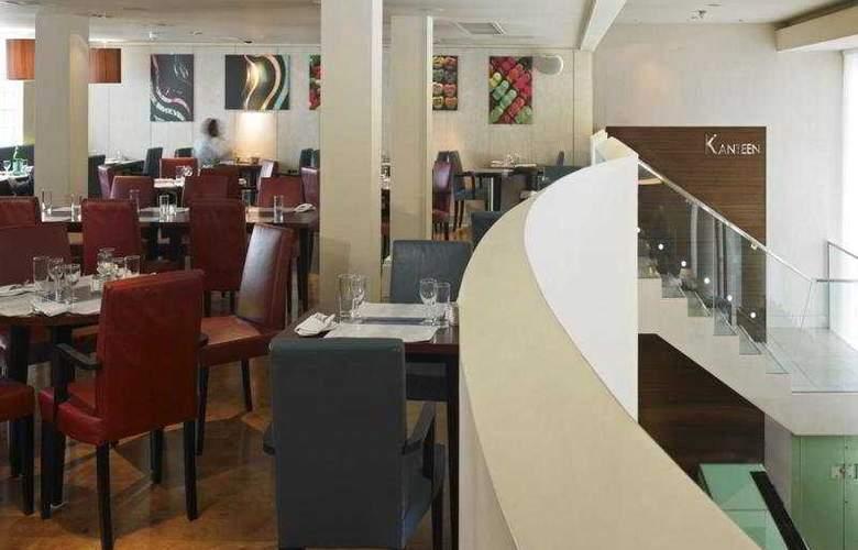 K West Hotel & Spa - Restaurant - 4