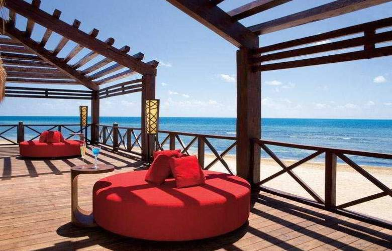 Secrets Silversands Riviera Cancun  - Terrace - 1