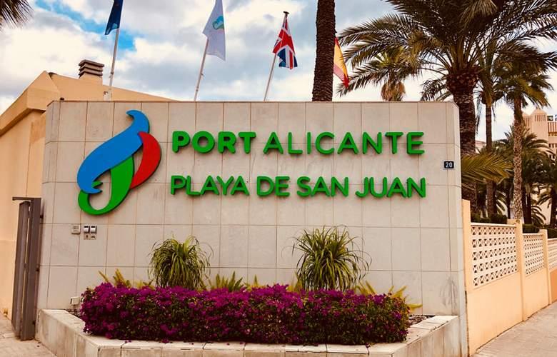 Port Alicante - Hotel - 0