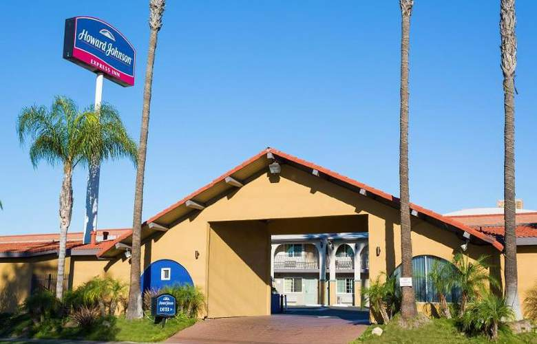 Howard Johnson Express Inn National City/San Diego - Hotel - 0
