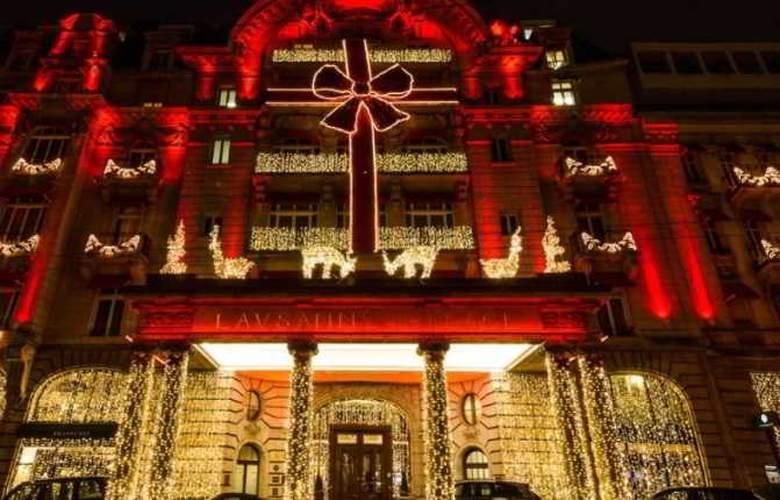 Lausanne Palace - Hotel - 2