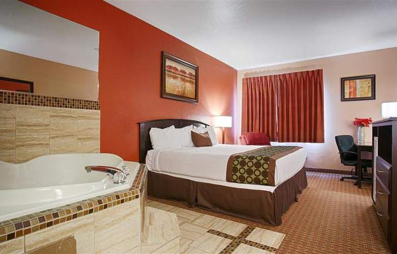 Best Western Topeka Inn & Suites - Room - 46