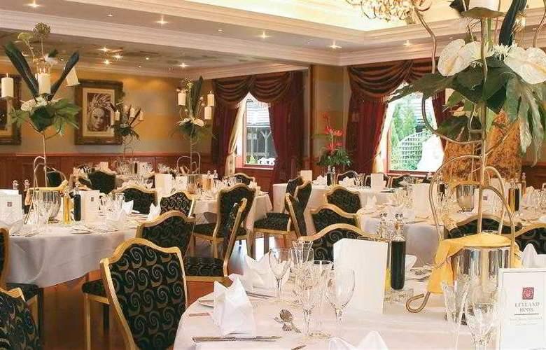 Best Western Premier Leyland - Hotel - 64