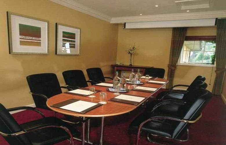 Hallmark Hotel London Chigwell Prince Regent - Conference - 4