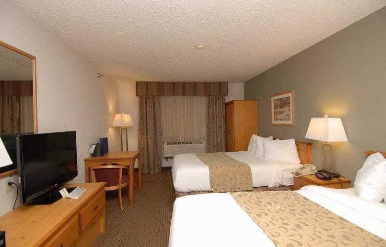 Best Western Alpenglo Lodge - Hotel - 6