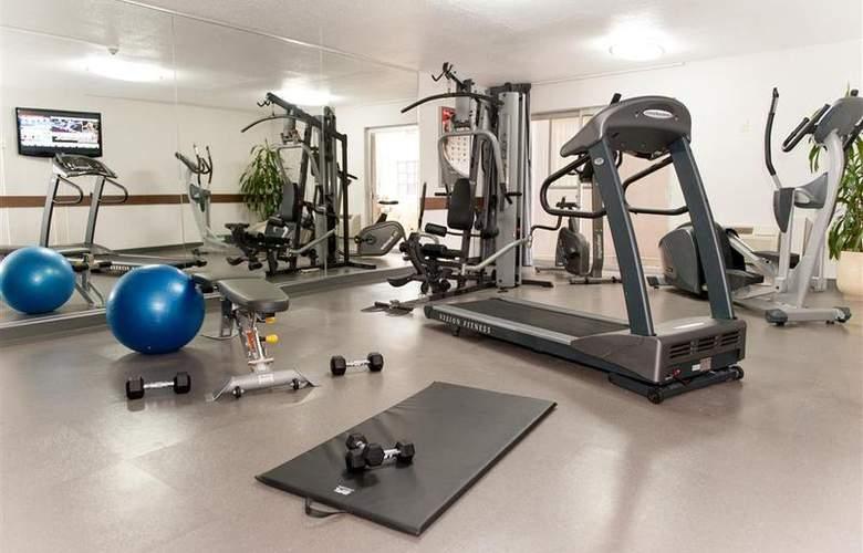 Best Western Brant Park Inn & Conference Centre - Sport - 117
