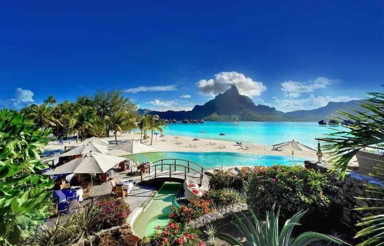 Le Meridien Bora Bora - Hotel - 58