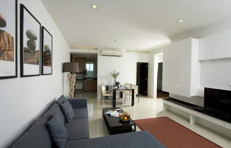 Golden Tulip Samudra Hua Hin Suites - Room - 3