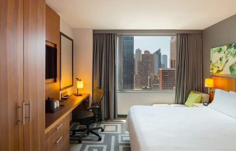 Hilton Garden Inn New York/Central Park South-Midtown West - Room - 2