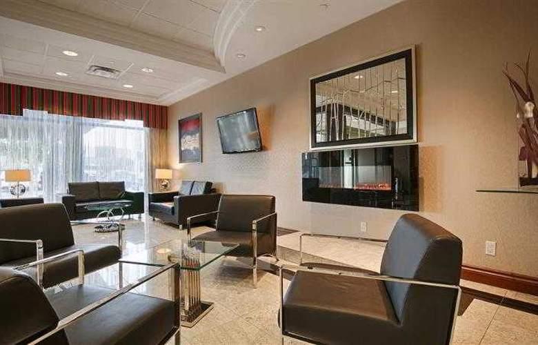 Best Western Plus Travel Hotel Toronto Airport - Hotel - 44