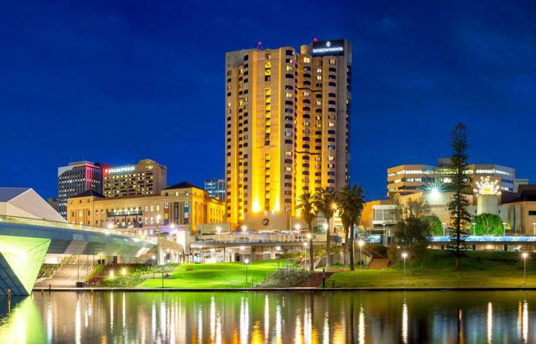 Intercontinental Adelaide - Hotel - 0