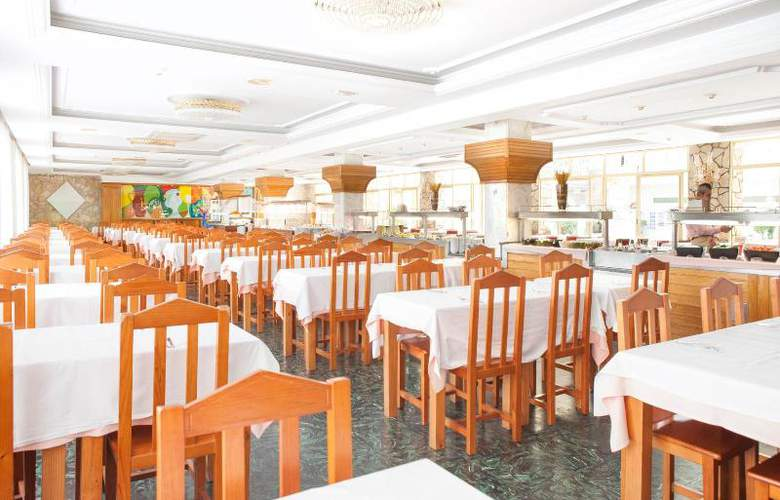 Ibersol Sorra d'Or - Restaurant - 45
