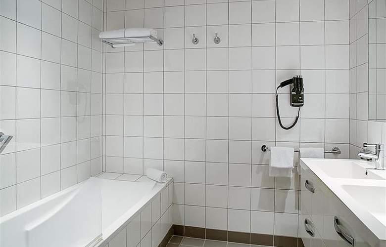 Best Western Hotel de la Breche - Room - 45