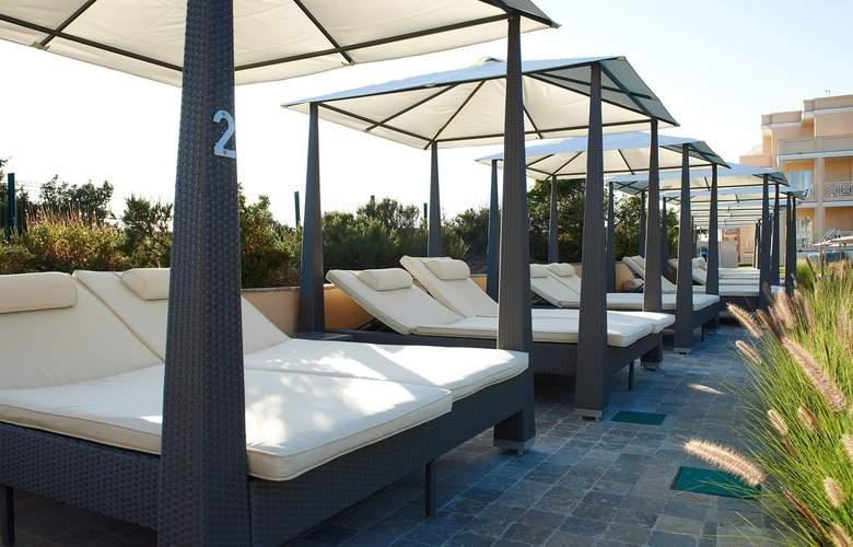 Hipotels Playa la Barrosa (Only Adults) - Pool - 14