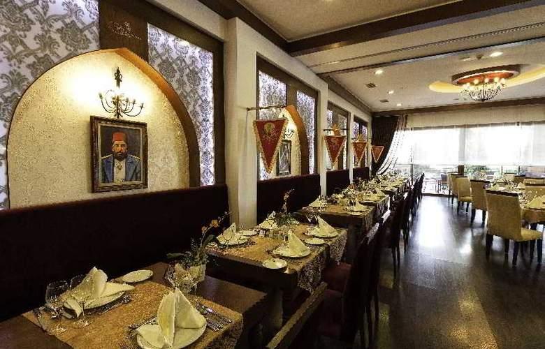 Adalya Resort Spa Hotel - Restaurant - 32