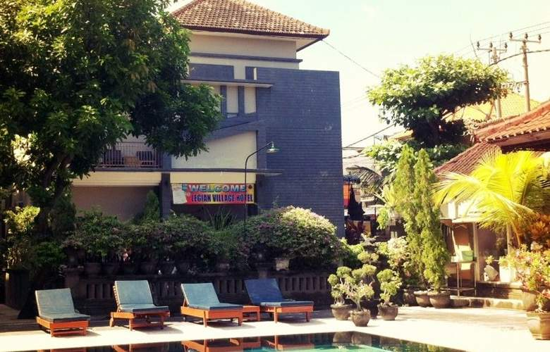 Legian Village - Pool - 21