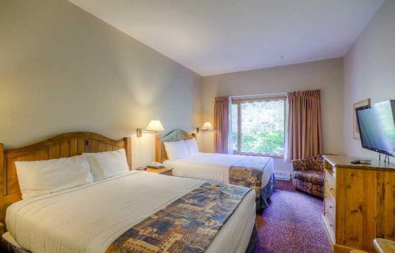 Nancy Greene's Cahilty Lodge - Room - 3