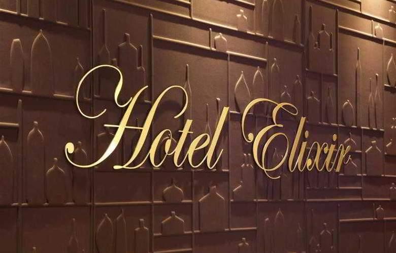 Best Western Elixir Grasse - Hotel - 57